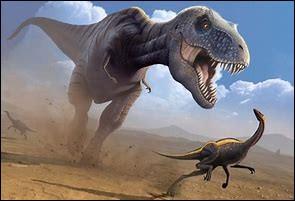 """Que signifie le nom de dinosaure """"tyrannosaurus-rex"""" en latin ?"""