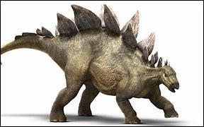 Le stégosaure était-il intelligent ?