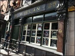 """""""The Whelan's"""" au 25 Wexford Street, un pub classique mais pas forcément un bon plan. Pourquoi ?"""