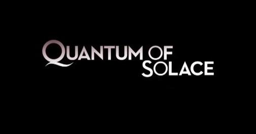 """""""Q"""" comme """"Quantum Of Solace"""". A quelle saga cinématographique appartient ce film, sorti en 2008 ?"""