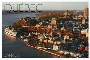 """""""Q"""" comme """"Québec"""". Où se trouve l'étendard représentant cette province francophone du Canada ?"""
