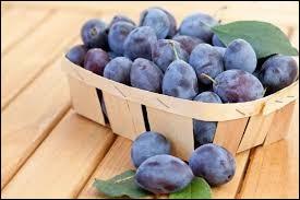"""""""Q"""" comme la première lettre de ce fruit, sorte de petite prune, principalement cultivée dans l'est de la France. Cela s'écrit ..."""