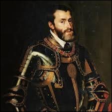 """""""Q"""" comme """"Charles Quint"""". Sur lequel de ces empires coloniaux ce puissant souverain du XVIe siècle a-t-il régné ?"""