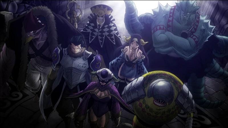 Quel est le deuxième membre de Tartaros à subir une défaite ?