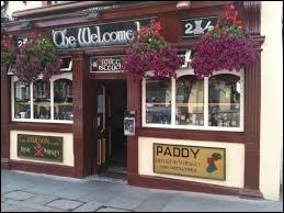 Culture ''pubs'' à Cork