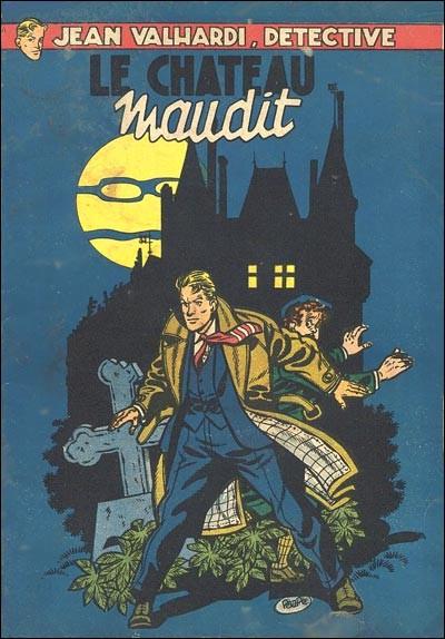 Qui est l'auteur des'' Aventures de Jean Valhardi'' ?