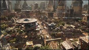 Quelle tribu n'existe pas dans le film ?