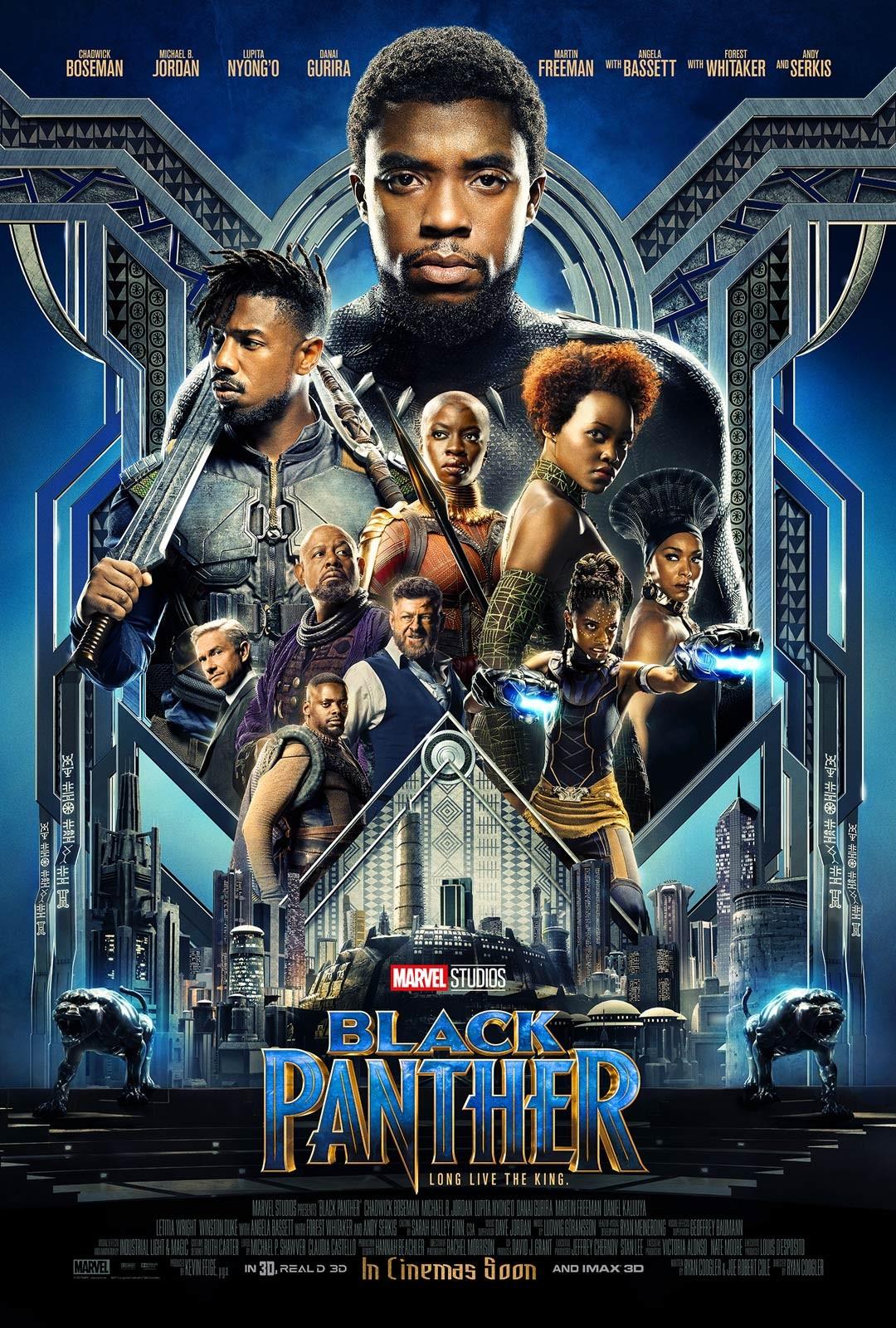 Quizz Marvel : Black Panther