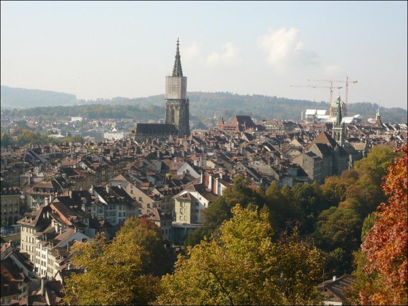 La capitale de la Suisse est ...