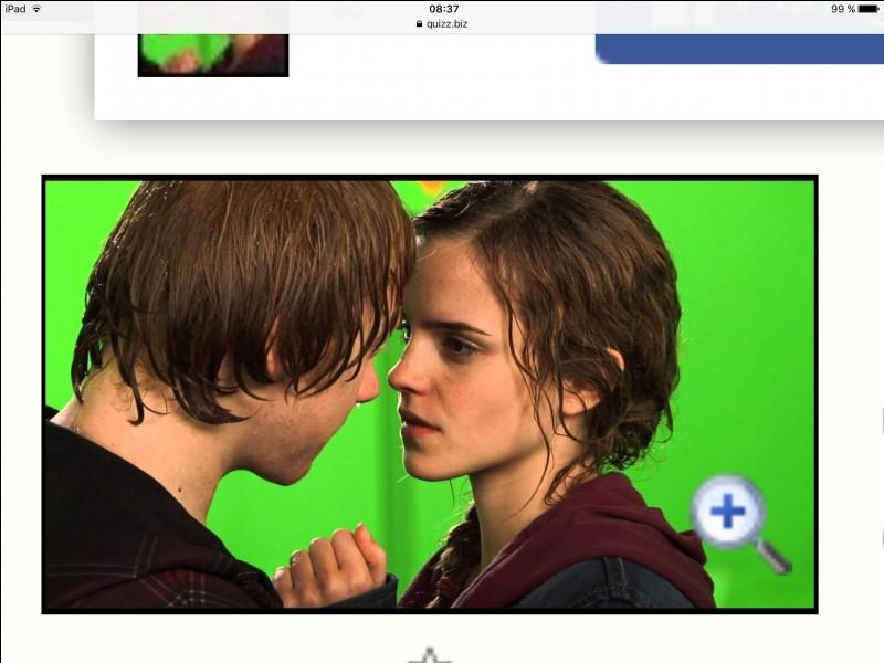 Comment s'appelle le couple Ron et Hermione ?