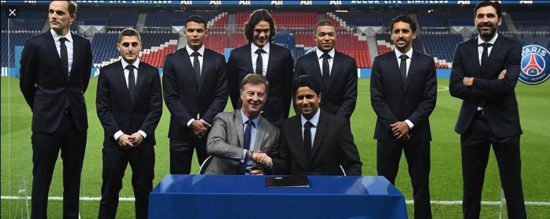 Quel sera le nouveau sponsor maillot du PSG à partir de la saison 2019-2010 ?