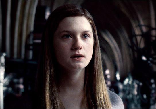 Qui est Septimus Weasley par rapport à Ginny ?