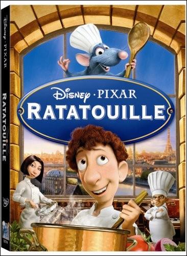 """Dans """"Ratatouille"""" qui porte le même nom que des pâtes ?"""