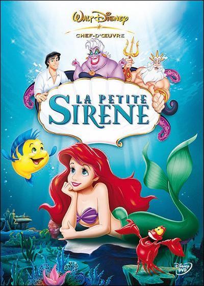 Comment s'appelle la méchante dans ''La petite Sirène 1'' ?