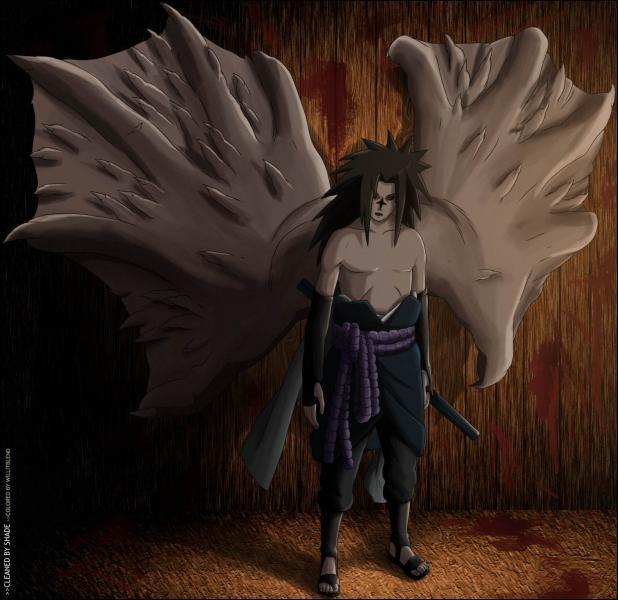 Mon clan et le clan Senju ont fondé Konoha.