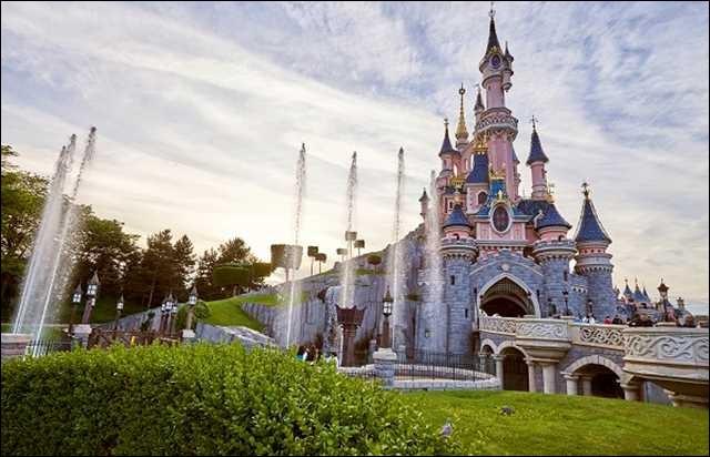 En quelle année a ouvert le Parc Disneyland Paris ?