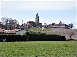 Commune Iséroise, Villeneuve-de-Marc se situe dans l'ancienne région ...