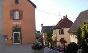 Commune Bas-Rhinoise, Rottelsheim se situe en région ...