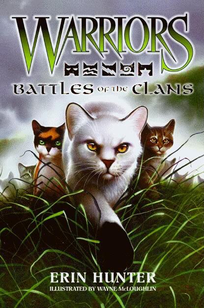 La guerre des Clans : le Clan de l'Ombre