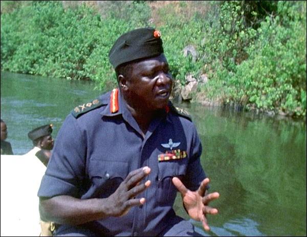 Vers quel pays Idi Amin Dada a-t-il fui pendant la guerre avec la Tanzanie ?