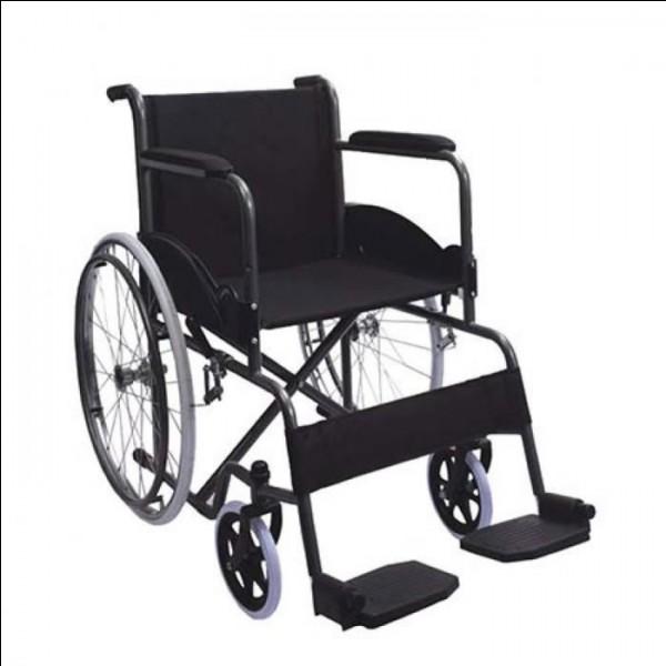 Pas facile de passer le temps quand on est cloué sur un fauteuil, quoi faire ? Il reste la solution de regarder ce qui se passe à l'extérieur !