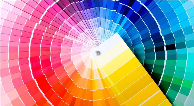 Quelle couleur préfères-tu parmi celles-ci ?
