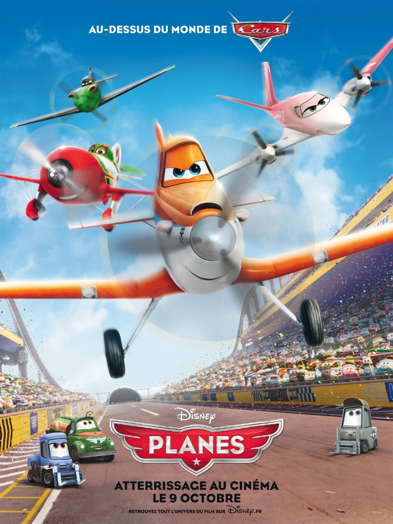 Planes 1 - Disney