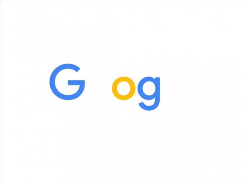 Voici le logo …