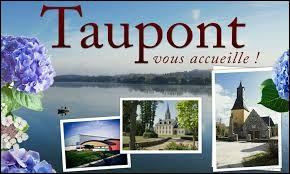 Petit tour en Bretagne, à Taupont. Ville de l'arrondissement de Pontivy, elle se situe dans le département ...
