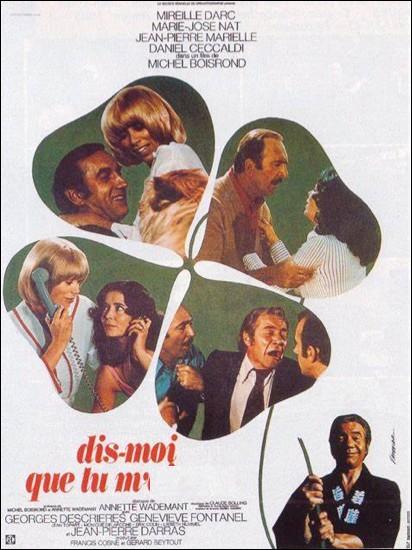 Quel est ce film de 1974 ?