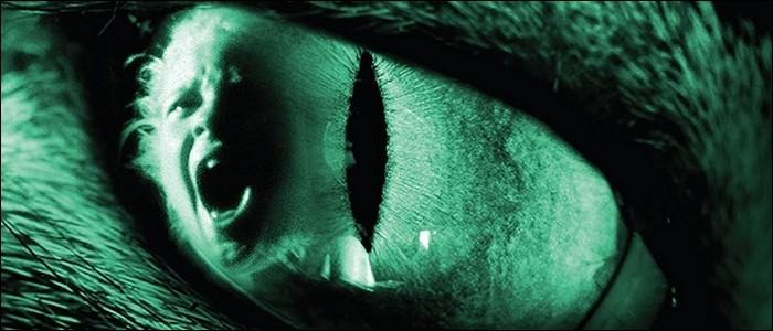 """Lequel des sketches du film """"Cat's Eye"""" est le seul qui ne soit pas une adaptation d'une des nouvelles de King ?"""