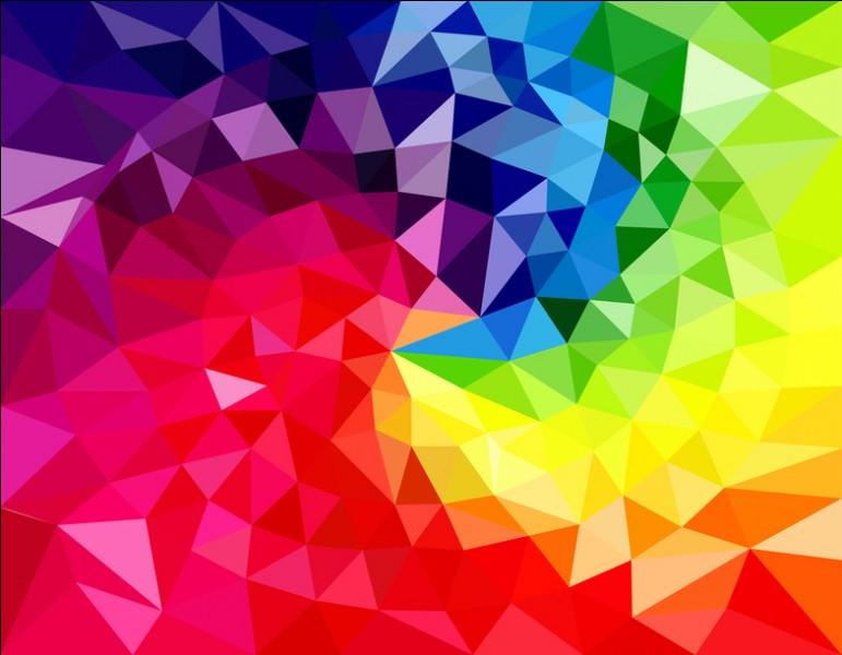Quel type de couleurs préfères-tu ?