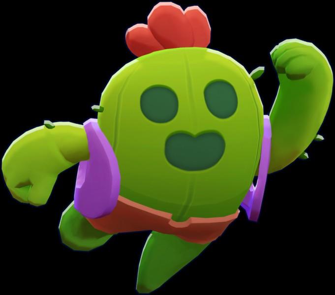 Spike est de quelle catégorie ?