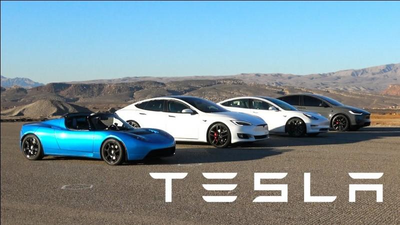 Que construit Tesla ?