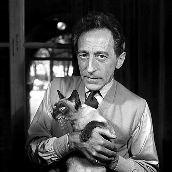 Comment s'appellait le chat de Jean Cocteau ?