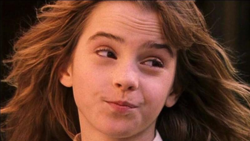 Quels sont les prénoms des enfants d'Hermione ?