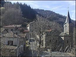 Commune Ardéchoise, La Chapelle-sous-Rochepaule se situe en région ...