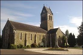 Ancienne commune Manchote, Remilly-sur-Lozon se situe en région ...