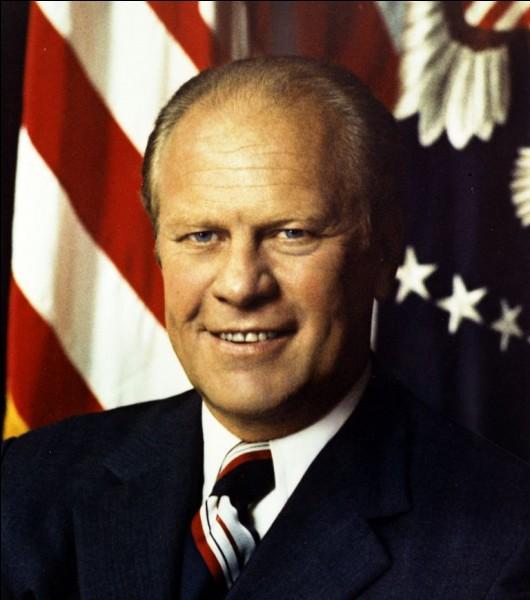 Quel est le seul président des États-Unis n'ayant jamais été élu en tant que président ou vice-président ?