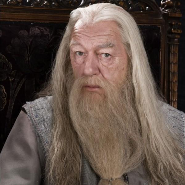 Quel est le nom complet d'Albus Dumbledore ?