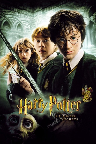 Combien d'élèves voit-on pétrifier dans Harry Potter 2 ?