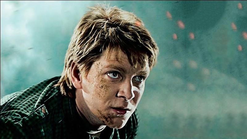Quel Mangemort a tué Fred Weasley ?