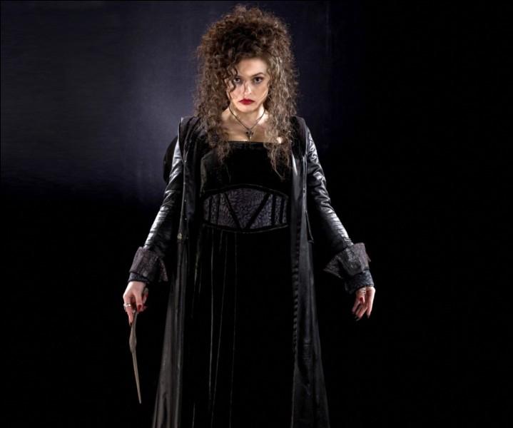 Bellatrix est la ... de Sirius.