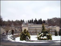 Village de Nouvelle-Aquitaine, sur la plateau de Millevaches, Monestier-Merlines se situe dans le département ...