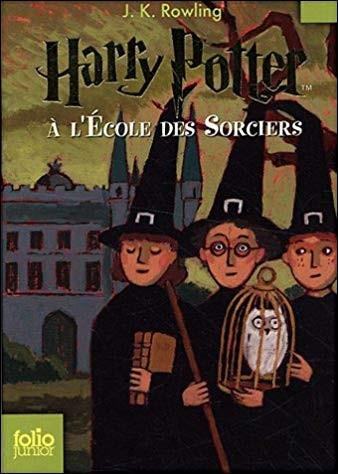 """En quelle année est sorti le premier """"Harry Potter"""" ?"""