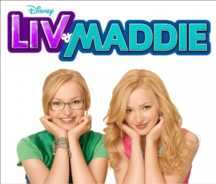 """Un peu plus difficile : """"Liv & Maddie"""" est un programme…"""