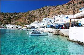 À quel pays appartient l'île de Crète ?
