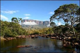 Quelle est la capitale du Vénézuéla ?