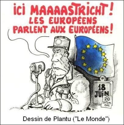 Décodez MCMXCIIIndice : La signature du traité de Maastricht