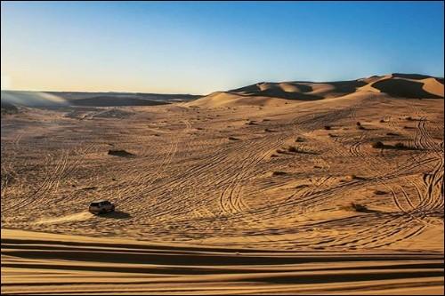 La Libye n'a plus de chemin de fer depuis son démantèlement ... (Complétez !)